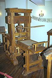 Information Technology From Gutenberg